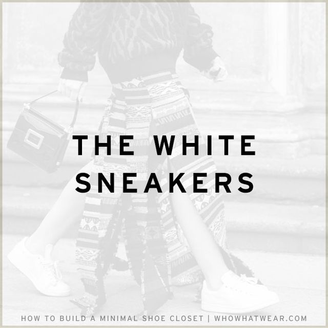 Every woman needs a comfy sneaker to kick back on the weekends or wear on casual Friday. We're partial to the clean white sneaker, because while casual, it can have a semi-sophisticated/dressy...