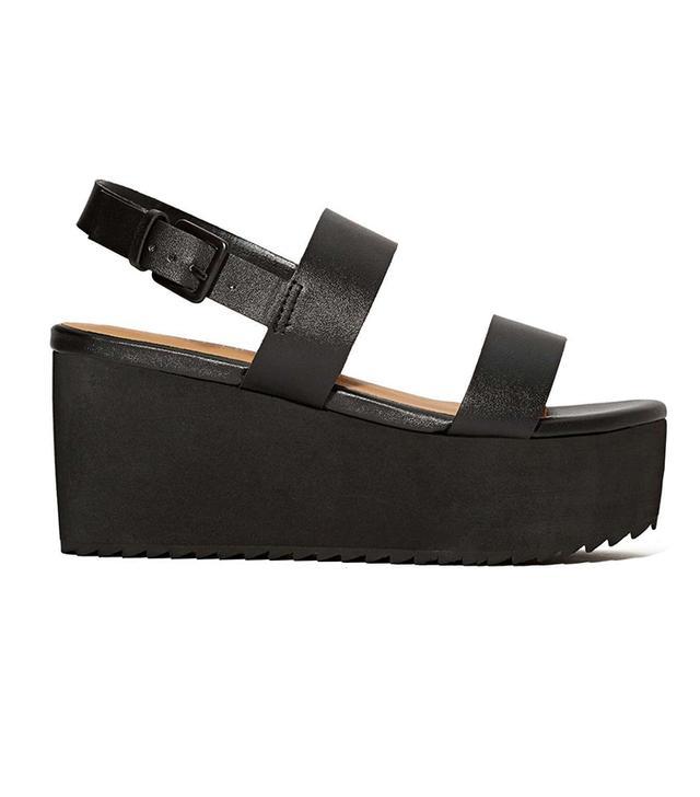 Shoe Cult Bianca Flatforms