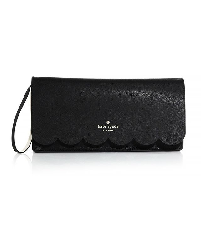 Kate Spade New York Lily Avenue Saffiano Leather Clutch