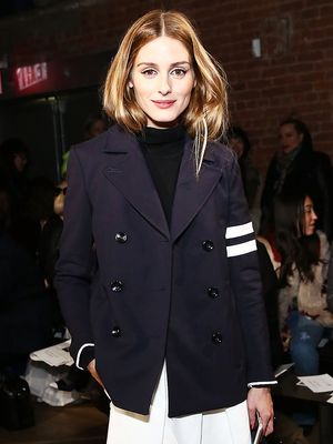 Olivia Palermo Owns These Pants in Almost Every Colour