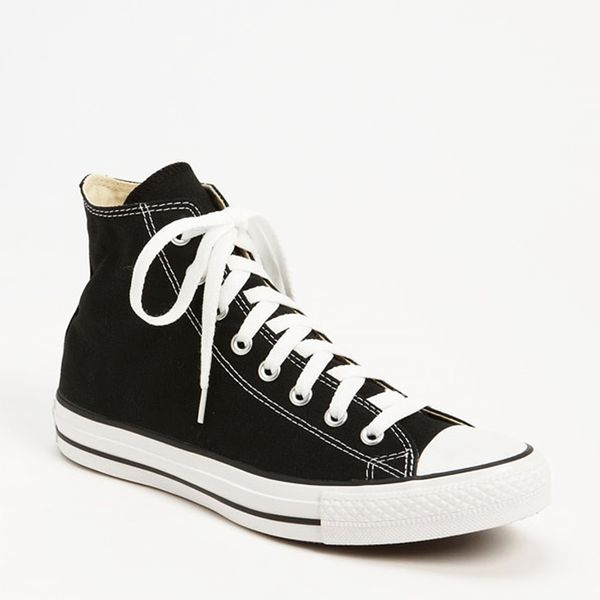 Converse All Star High Top Black Sneakers