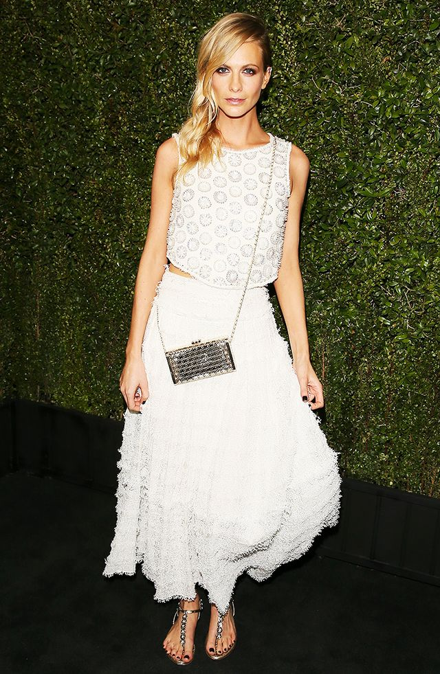 WHO: Poppy Delevingne 
