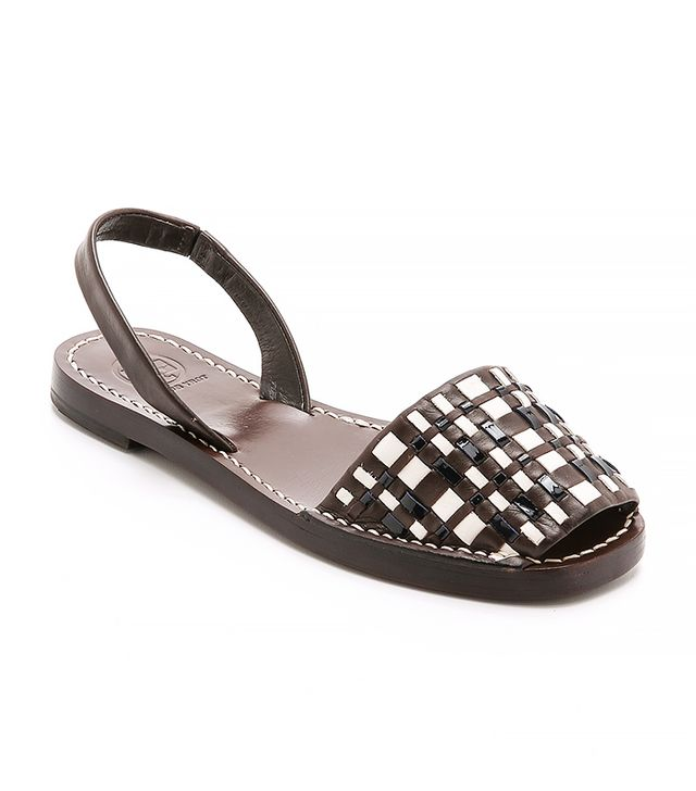 Tory Burch Emori Flat Sandals