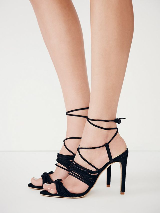 Mode Collective Riviera Strappy Heels