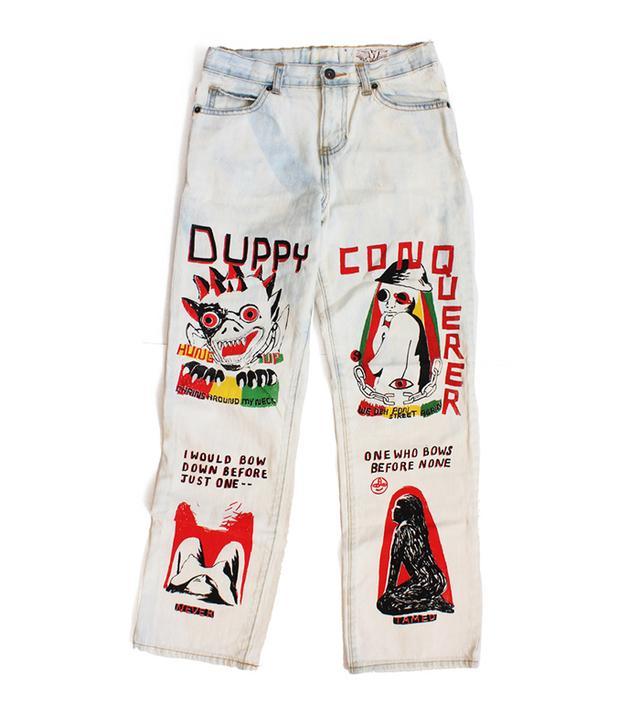 Comme Tees Duppy Conqueror Jeans