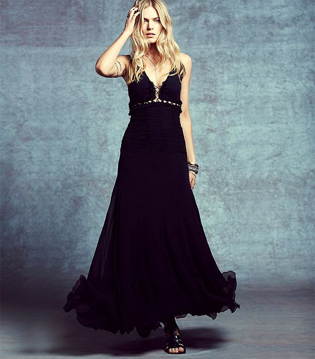 Free People Solid Frequency Maxi