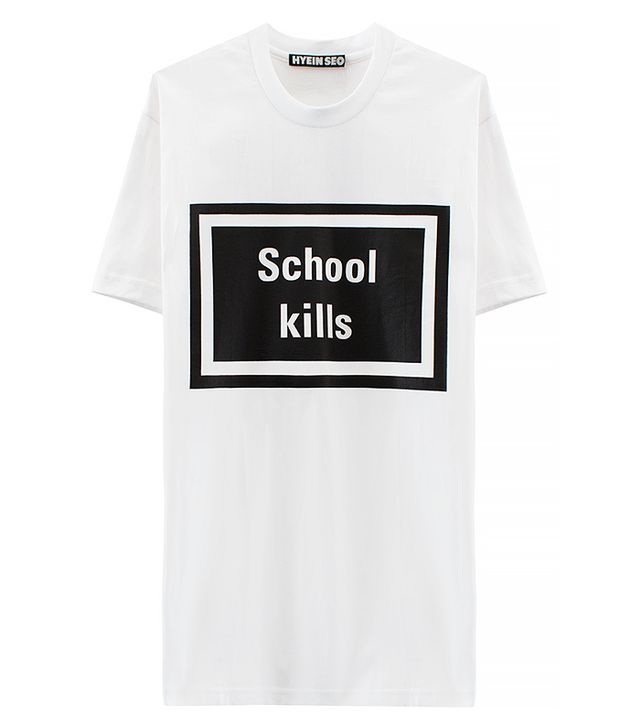 Hyeinsed School Kills T-Shirt