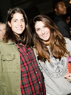 The Key to Working With Your Bestie, According to Leandra Medine