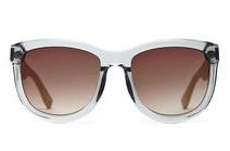 The Row x Linda Farrow  Wayfarer Sunglasses
