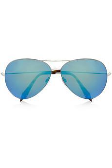 Victoria Beckham  Aviator Style Sunglasses