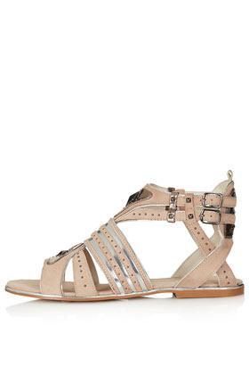 Topshop  Francine Gladiator Sandals