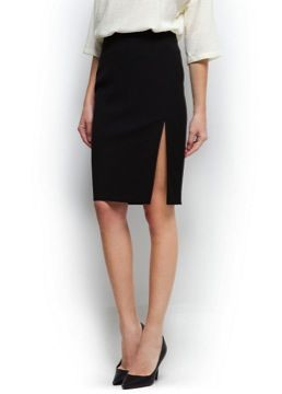 Mango  Slit Pencil Skirt