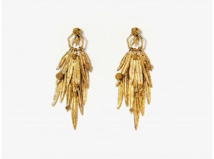 Aurelie Bidermann Aurelie Bidermann Surfing Mimosa Earrings