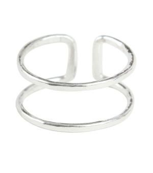 Claire Kinder  Studio Adjustable Cuff Ring
