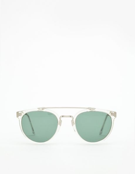 Super  Giaguaro Crystal Sunglasses