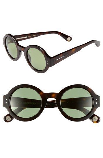 Marc Jacobs 59mm Retro Sunglasses
