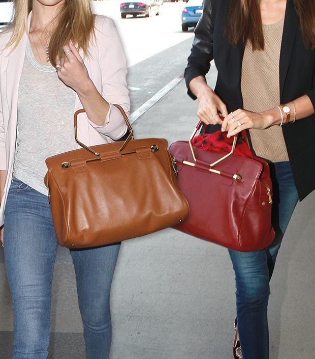 "The New Celebrity ""It"" Bag Everyone Is Carrying"