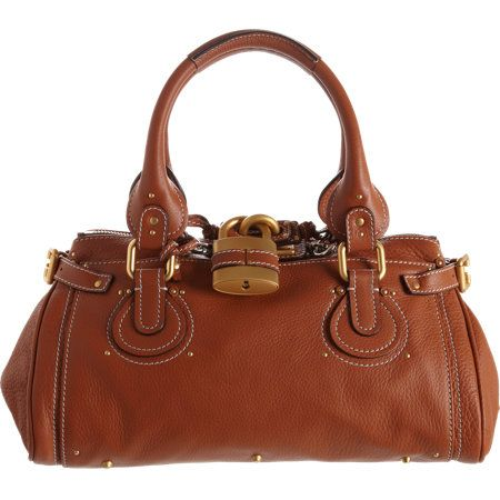 Chloe Large Paddington Satchel