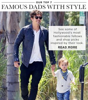 Hollywood's Cutest Dads: See Who Made The Cut
