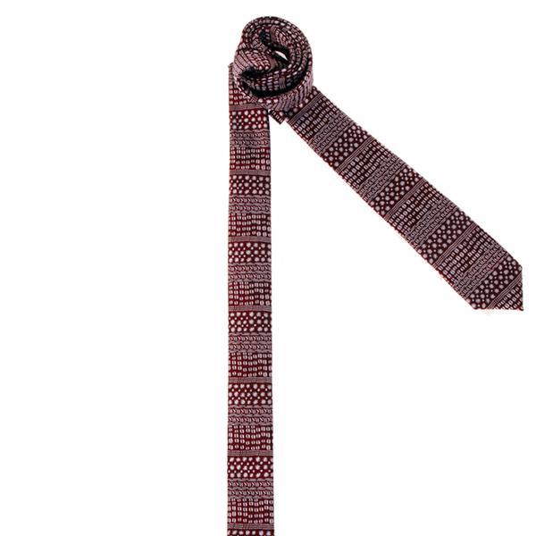 ASOS Tie with Polka Dot Stripes