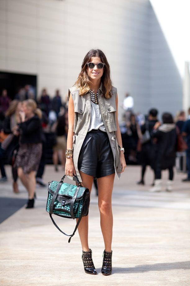 Street Style: Utility Vests