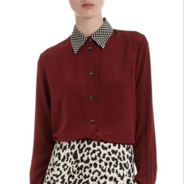 Thakoon Addition  leopard skirt