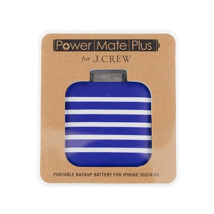 Power Mate Plus for J. Crew  Backup Battery for iPhone