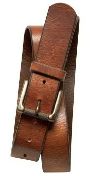 Banana Republic  Tumbled Leather Belt