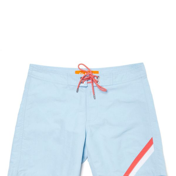 Olasul  Light Blue Swim Trunks