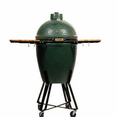 Big Green Egg  BBQ Grill