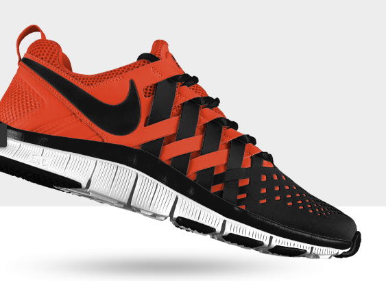 Nike  Free Trainer 5.0 iD Men's Training Shoes