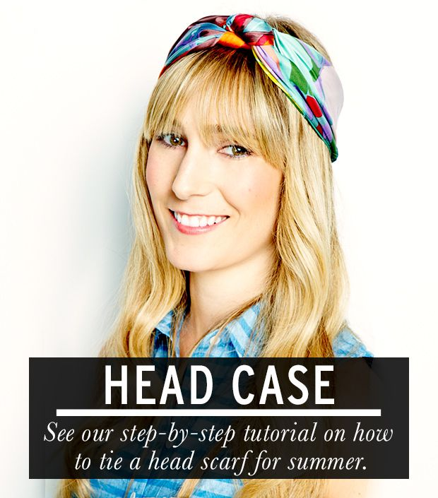 Five Easy Steps To Tie A Head Scarf: A Beginner's Guide