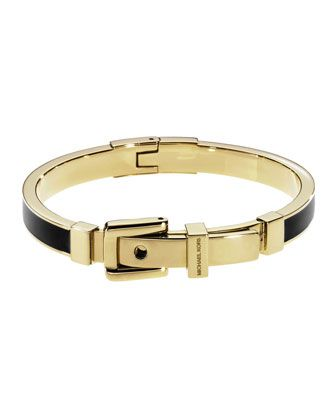 Michael Kors Exclusive Buckle Bangle