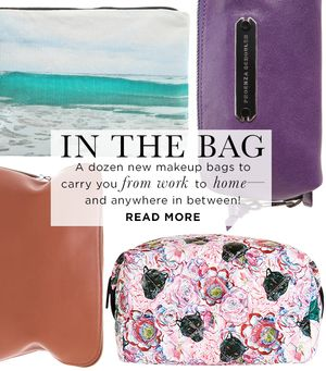 Twelve Pouches Worthy Of Your Makeup!