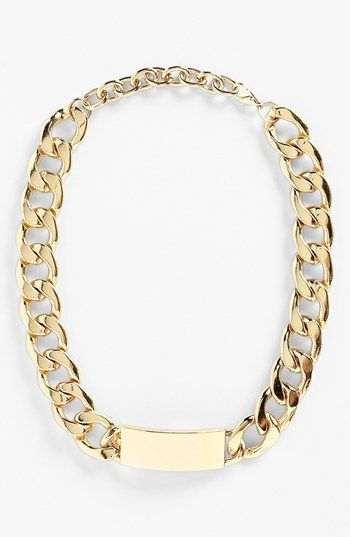 BP ID Chain Necklace