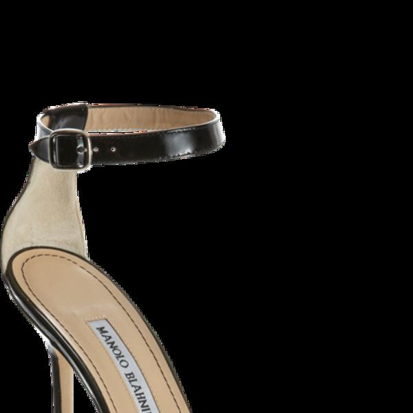 Manolo Blahnik Chaos Cuff Sandals