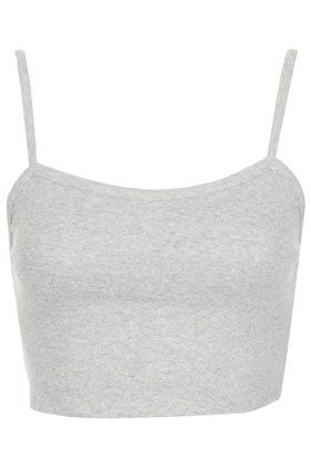 Topshop Basic Bralet Crop Top