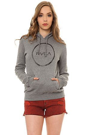 RVCA The Blur Orb Pullover Hoody