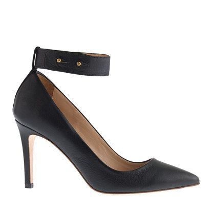 J.Crew Ankle-Cuff Pumps