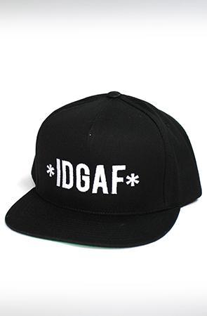 1st Class IDGAF Snapback