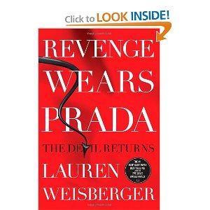 Lauren Weisberger  Revenge Wears Prada