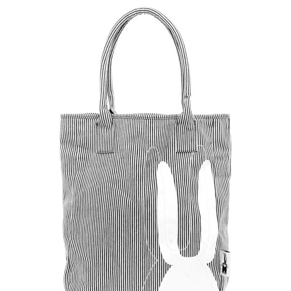 Peter Jensen  Silhouette Rabbit Tote Bag