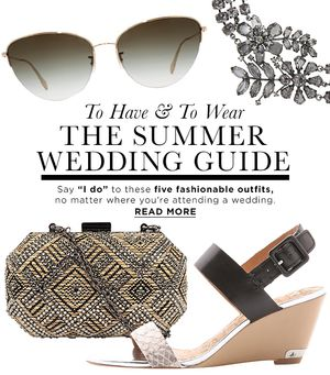Weddings 101: What To Wear To Every Kind Of Celebration