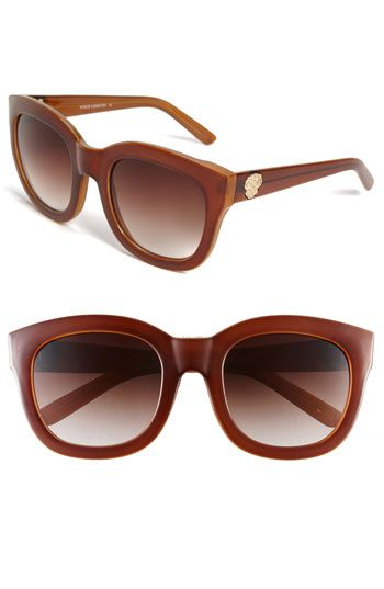 Vince Camuto Oversized Cat's Eye Sunglasses