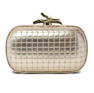 Diane von Furstenberg  Diane von Furstenberg Lytton Quilted Leather Clutch