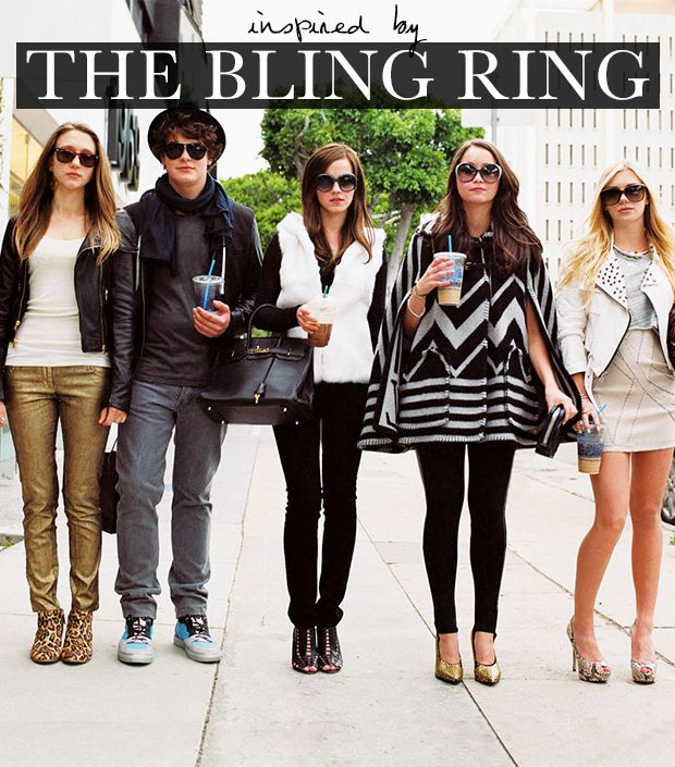 Steal Emma Watson's Bling Ring Style