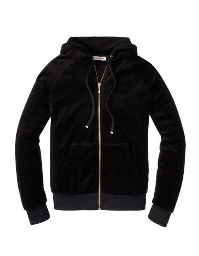 Juicy Couture  Relaxed Jacket in Velour