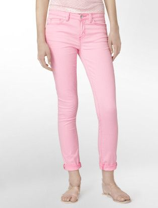 Calvin Klein Jeans  Coloured Skinny