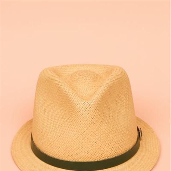 Billykirk  Snap Brim Panama Hat