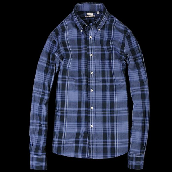 New England Shirt Company  Madras Button Down